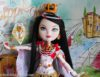 OOAK # 1 Ever After High Legacy Day Apple Black (Apple White) Doll