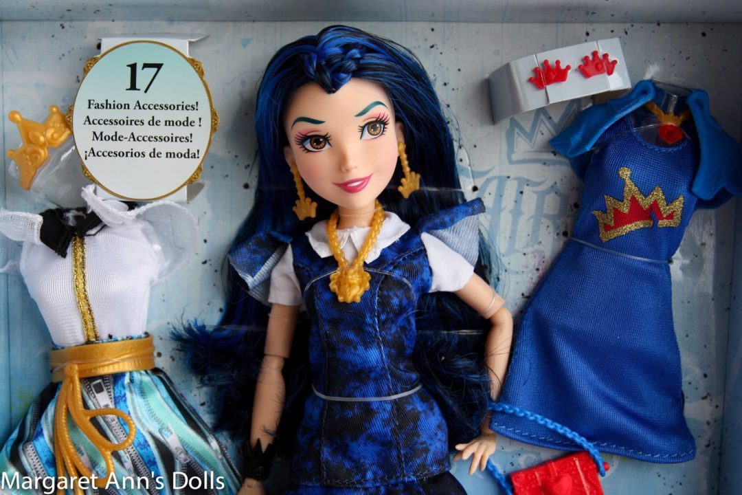 Evie The Latest Fashion Disney Disney Descendants Doll Fashion, Character, Play Dolls