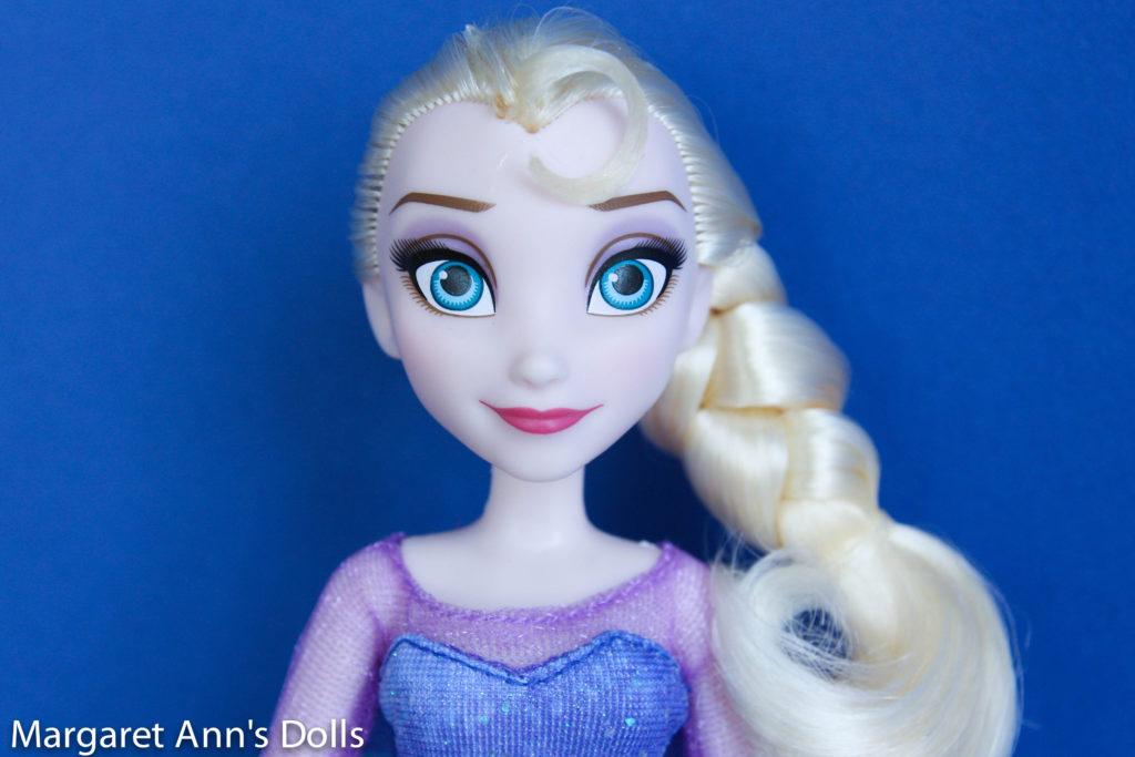 Disney Frozen Elsa Northern Lights Doll Review Recenzja